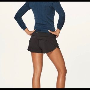 lululemon athletica Shorts - Lululemon speed up shorts